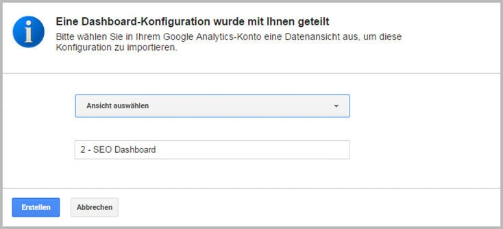 Google Analytics eCommerce Dashboards für Shopbetreiber